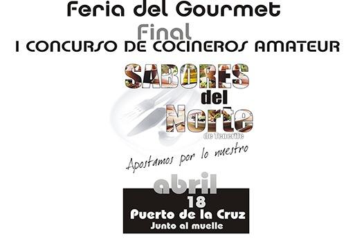 SABORES DEL NORTE 2015 FERIA DEL GOURMET y  final