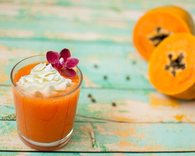 soufle papaya