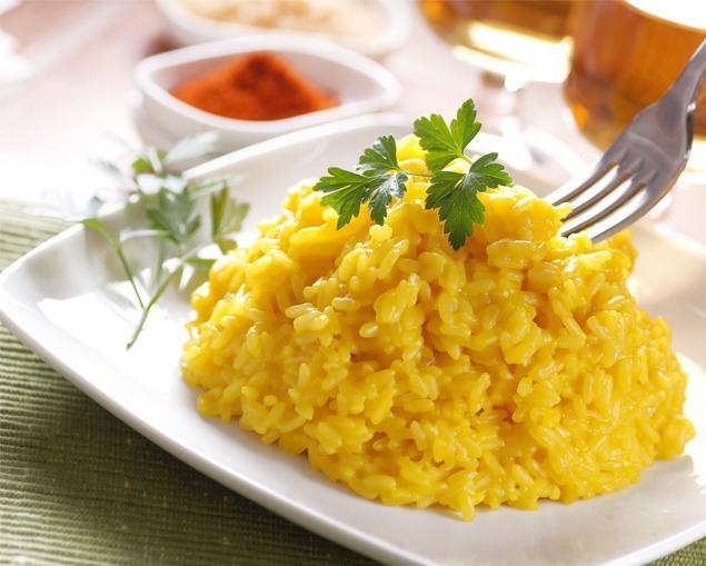 arroz queso cabra