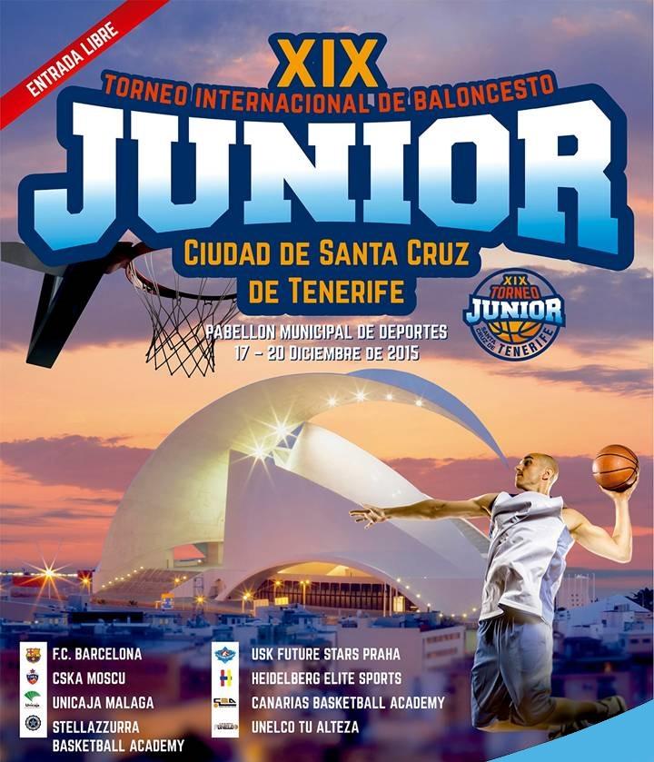 torneo junior baloncesto